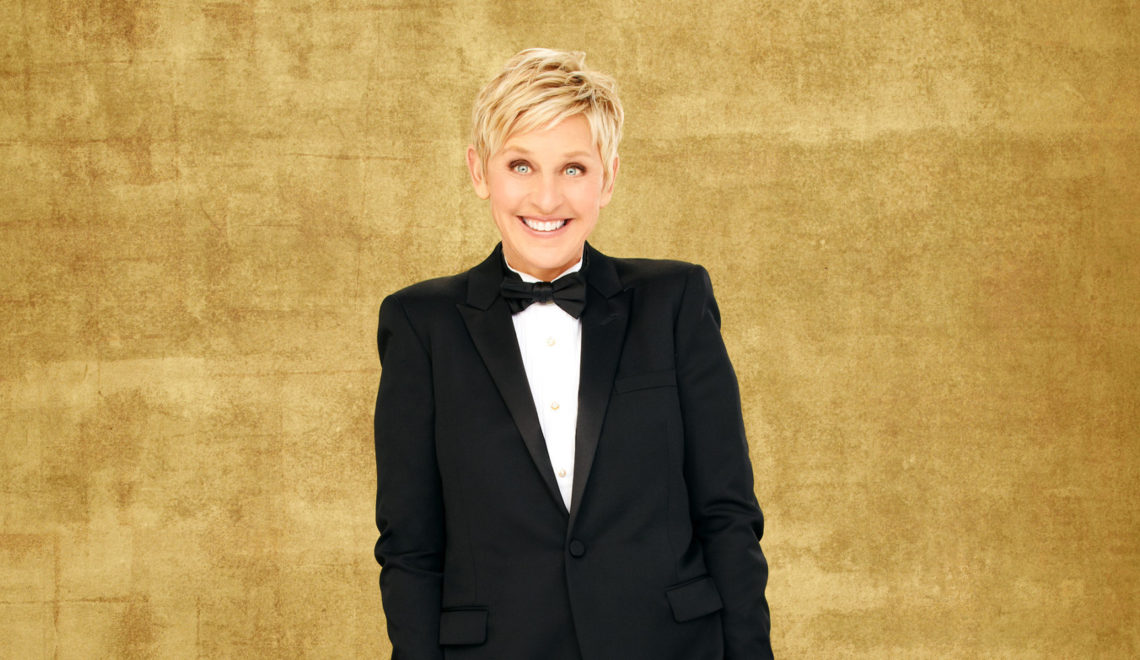 Kindness, revisited, thanks to Ellen Degeneres' simple hashtag